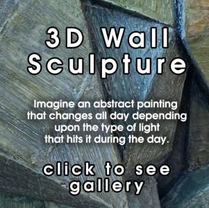 3D Wall Sculpture