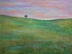 The plains in Estremadura
