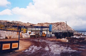 One of the largenst quarries in Portugal